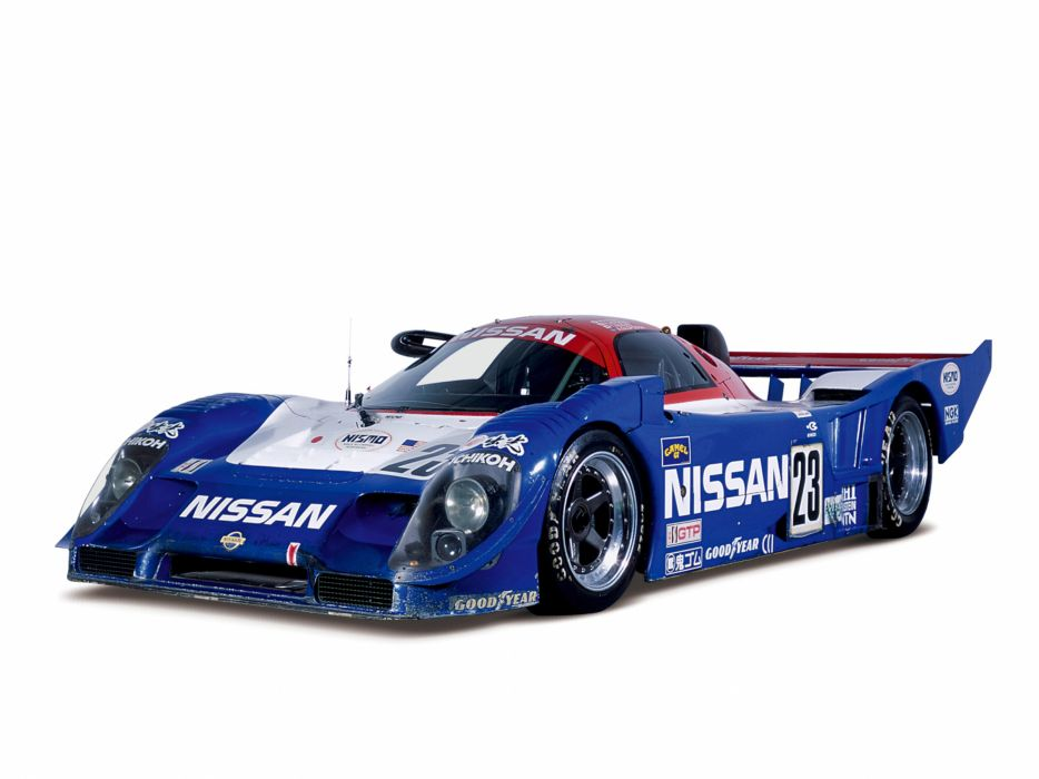 1991 Nissan R91CP GTP race racing wallpaper