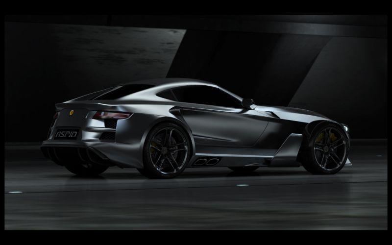 2012 Aspid GT-21 Invictus supercar supercars g wallpaper