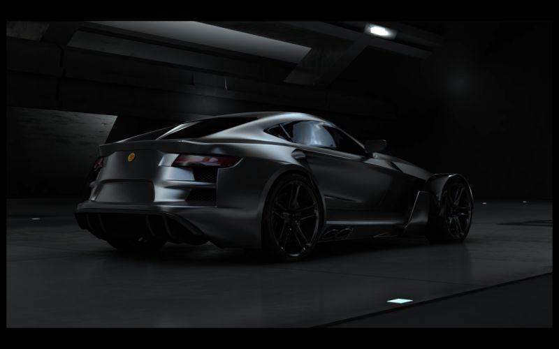 2012 Aspid GT-21 Invictus supercar supercars h wallpaper