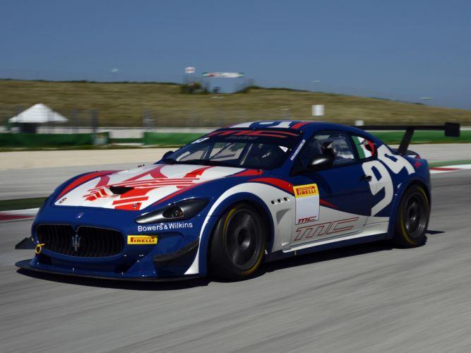 2012 Maserati GranTurismo M-C Trofeo race racing gw wallpaper
