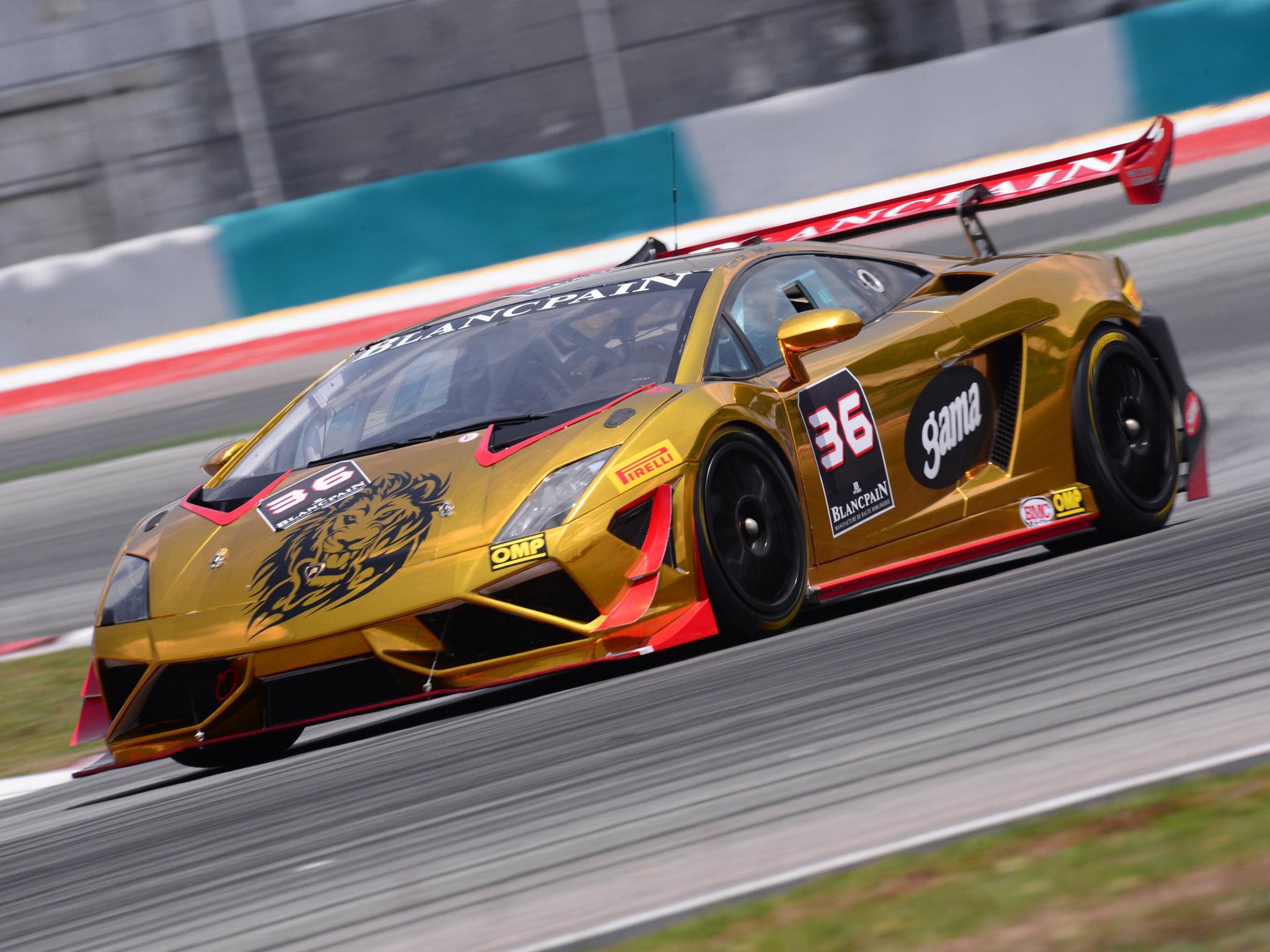 Super Car Racing >> 2013 Lamborghini Gallardo Lp570 4 Super Trofeo Supercar