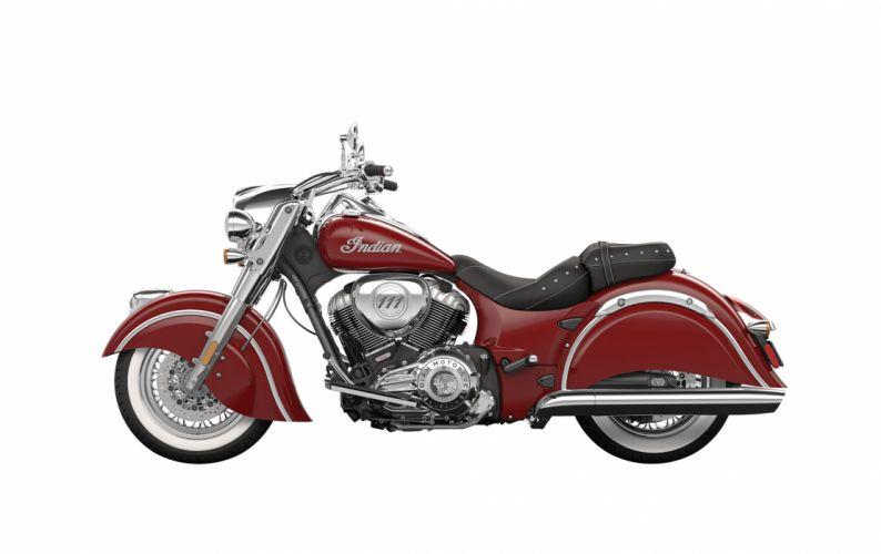 2014 Indian Chief Classic motorbike f wallpaper