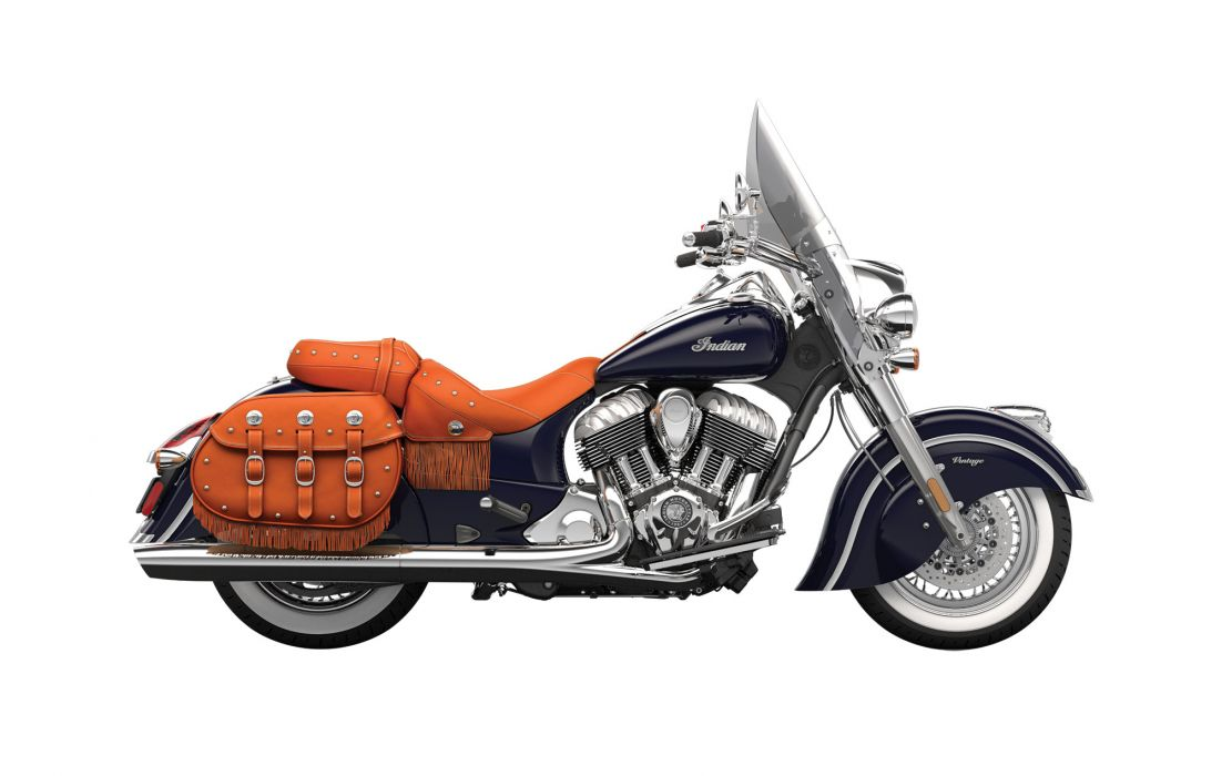 2014 Indian Chief Vintage motorbike      f wallpaper