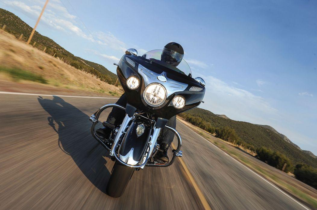 2014 Indian Chieftain motorbike wallpaper