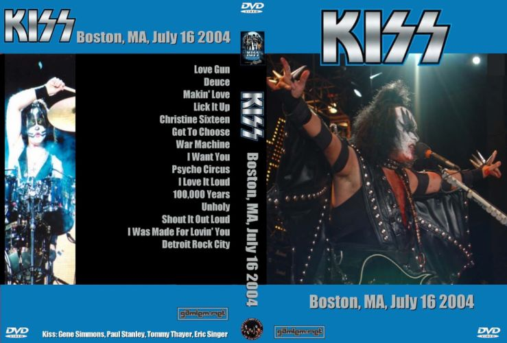 KISS heavy metal cover g wallpaper