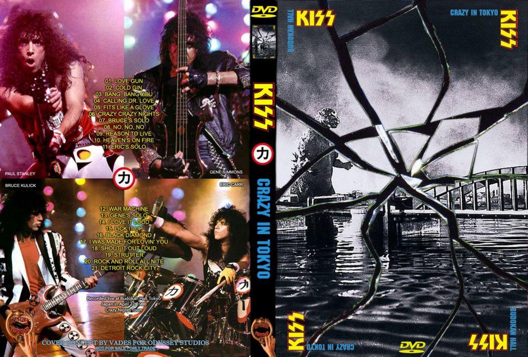 KISS heavy metal cover   fq wallpaper