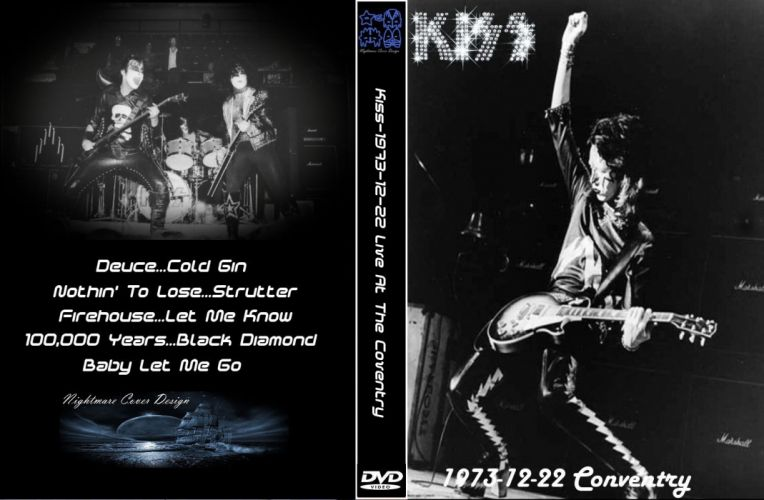 KISS heavy metal cover h wallpaper