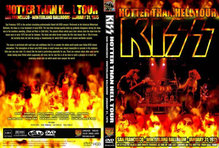 KISS heavy metal cover hd wallpaper