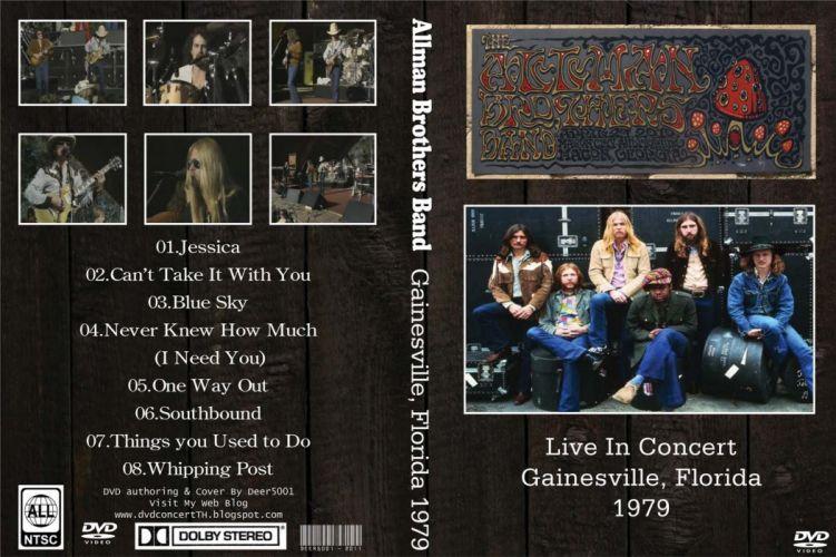 Allman Brothers Band classic rock g wallpaper
