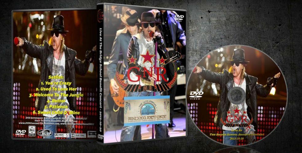 Guns N Roses heavy metal cover h wallpaper