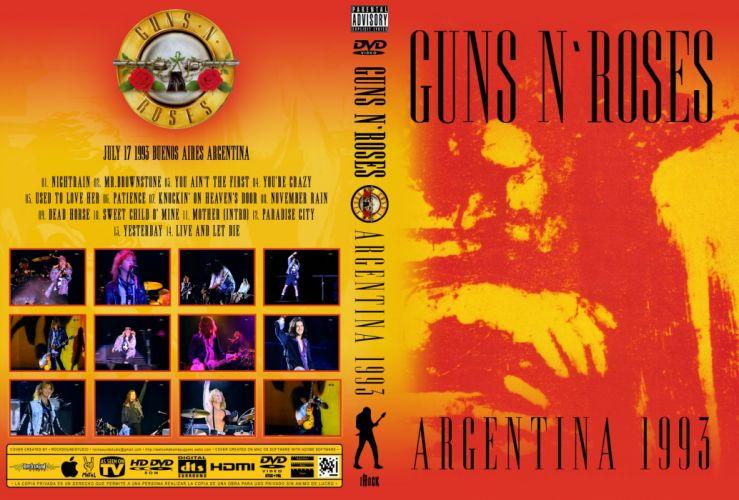 Guns N Roses heavy metal cover j wallpaper