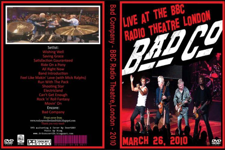 Bad Company hard rock classic cover f wallpaper
