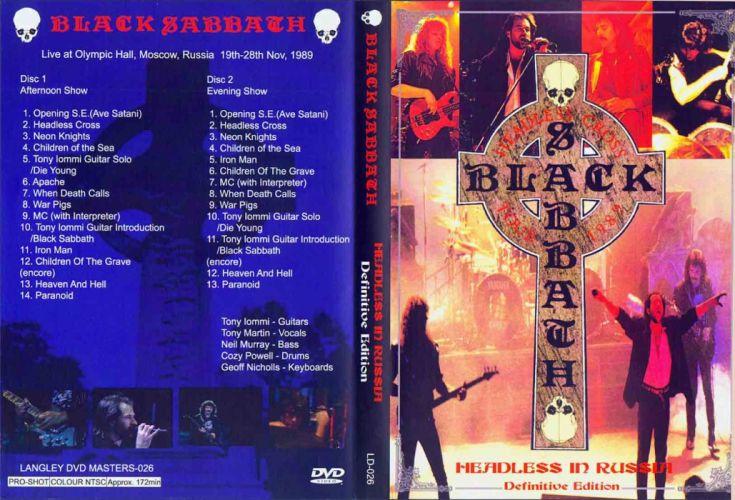 Black Sabbath doom metal heavy cover f wallpaper