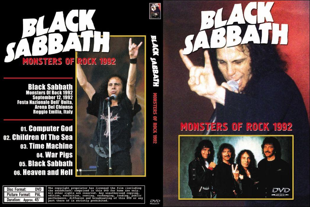 Black Sabbath doom metal heavy wallpaper