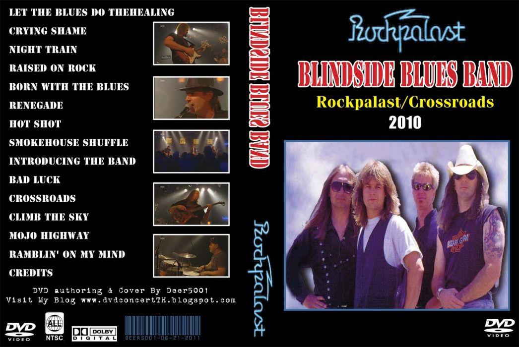 Blindside Blues Band Hard rock blues-rock heavy metal speed wallpaper
