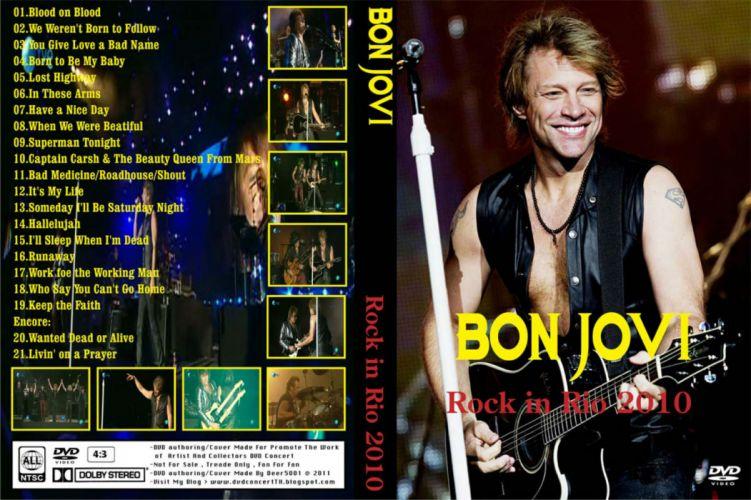 Bon Jovi hair metal hard rock heavy fs wallpaper