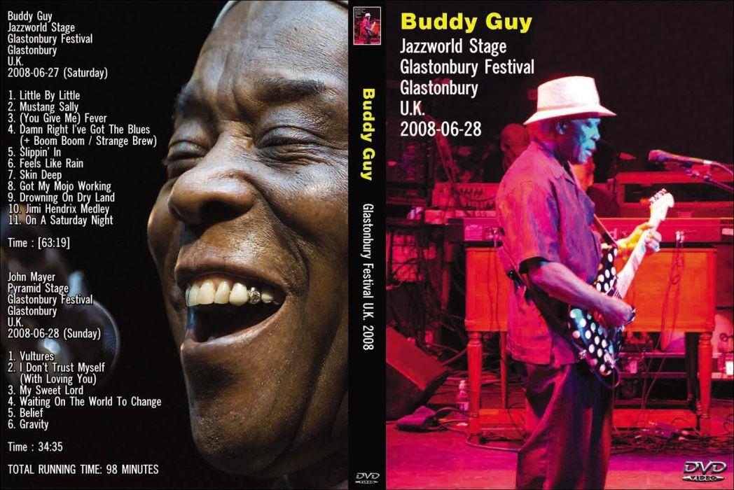 Buddy Guy & John Mayer blues rock cover wallpaper