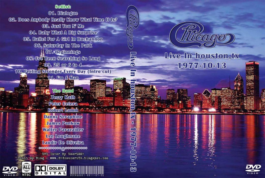 Chicago progressive rock jazz fusion soft wallpaper