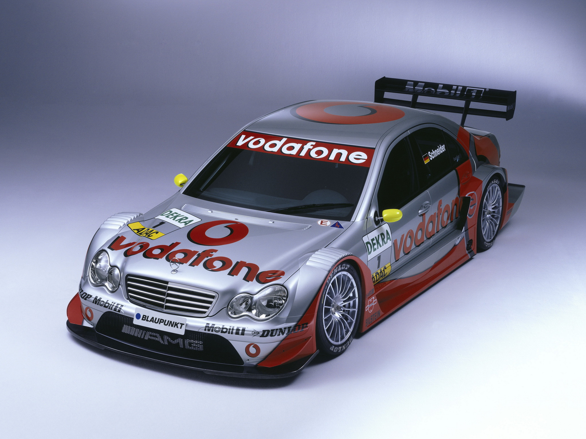 2004 mercedes benz c amg dtm w203 race racing he wallpaper for Mercedes benz race