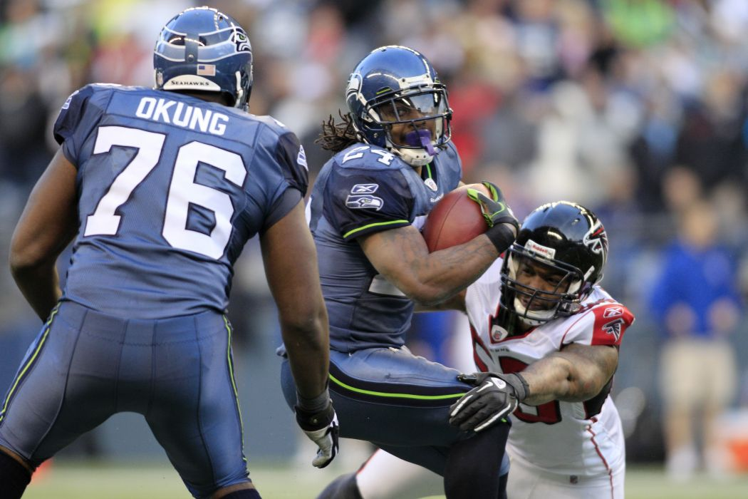 Seattle Seahawks nfl football sport   h_JPG wallpaper
