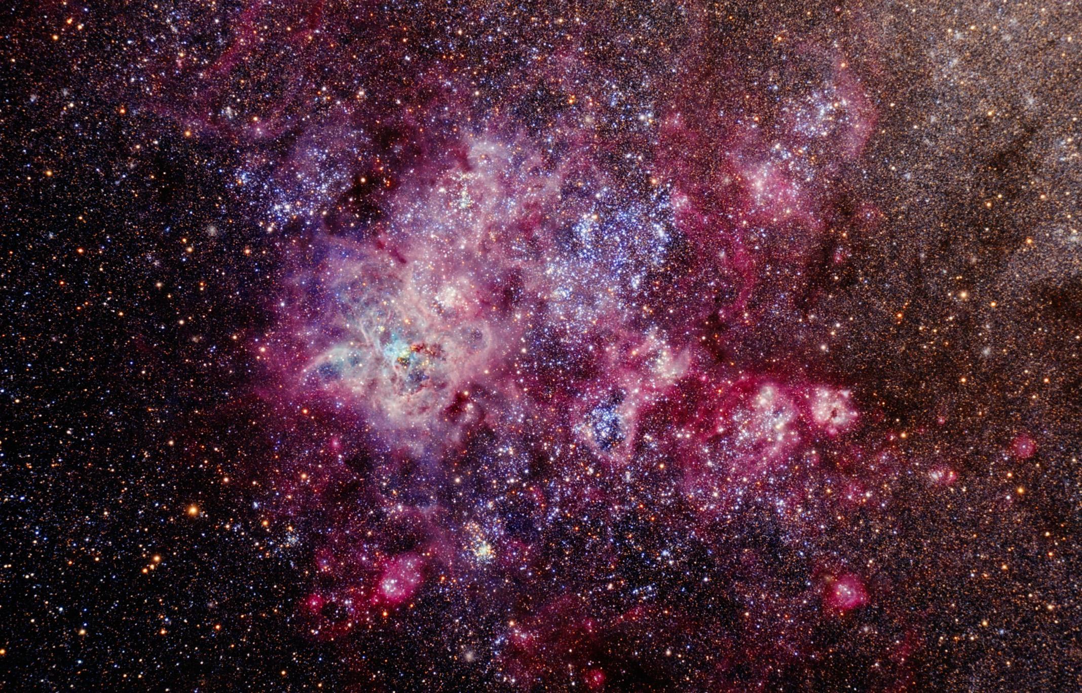 tarantula nebula wallpaper -#main
