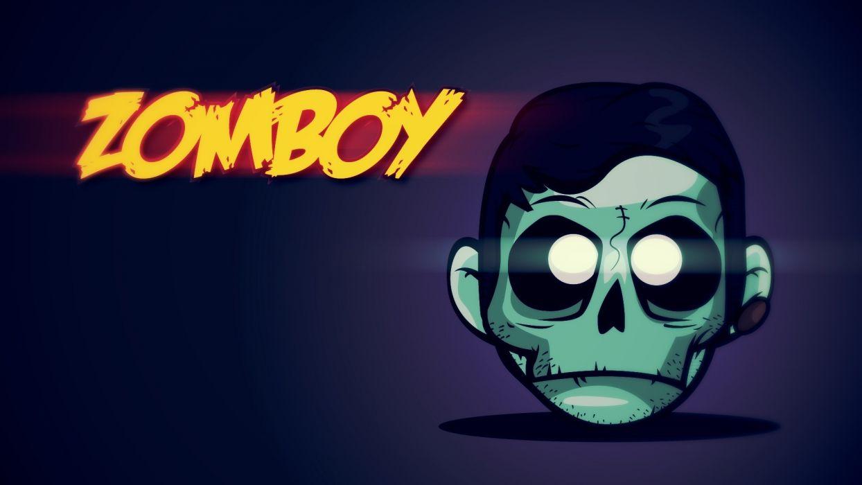zombie dubstep music dark wallpaper