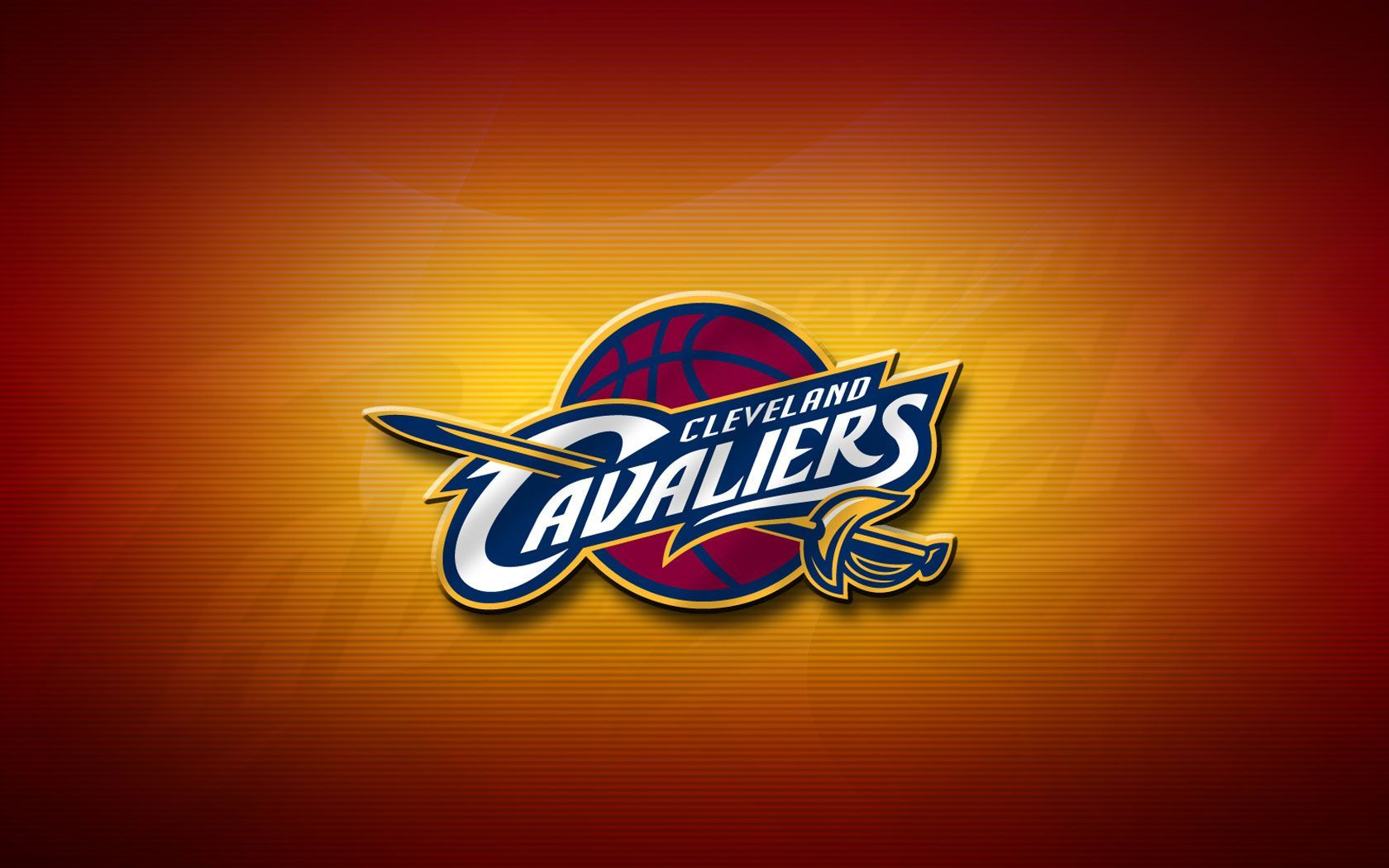 Basketball nba CLEVELAND CAVALIERS LOGO wallpaper | 1680x1050 | 128339 ...
