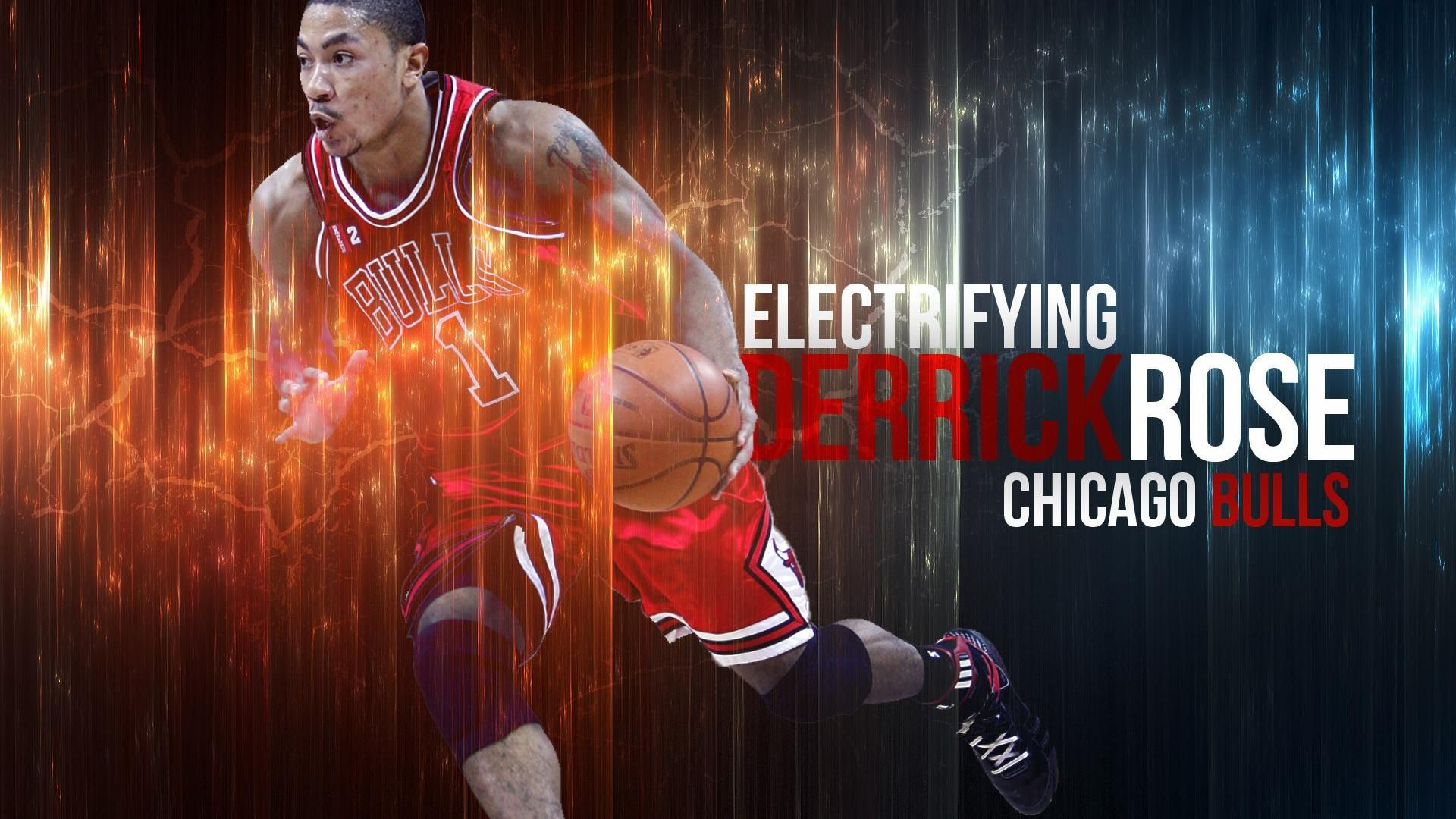 Basketball nba derrick rose wallpaper 1920x1080 128341 - Derrick rose cavs wallpaper ...