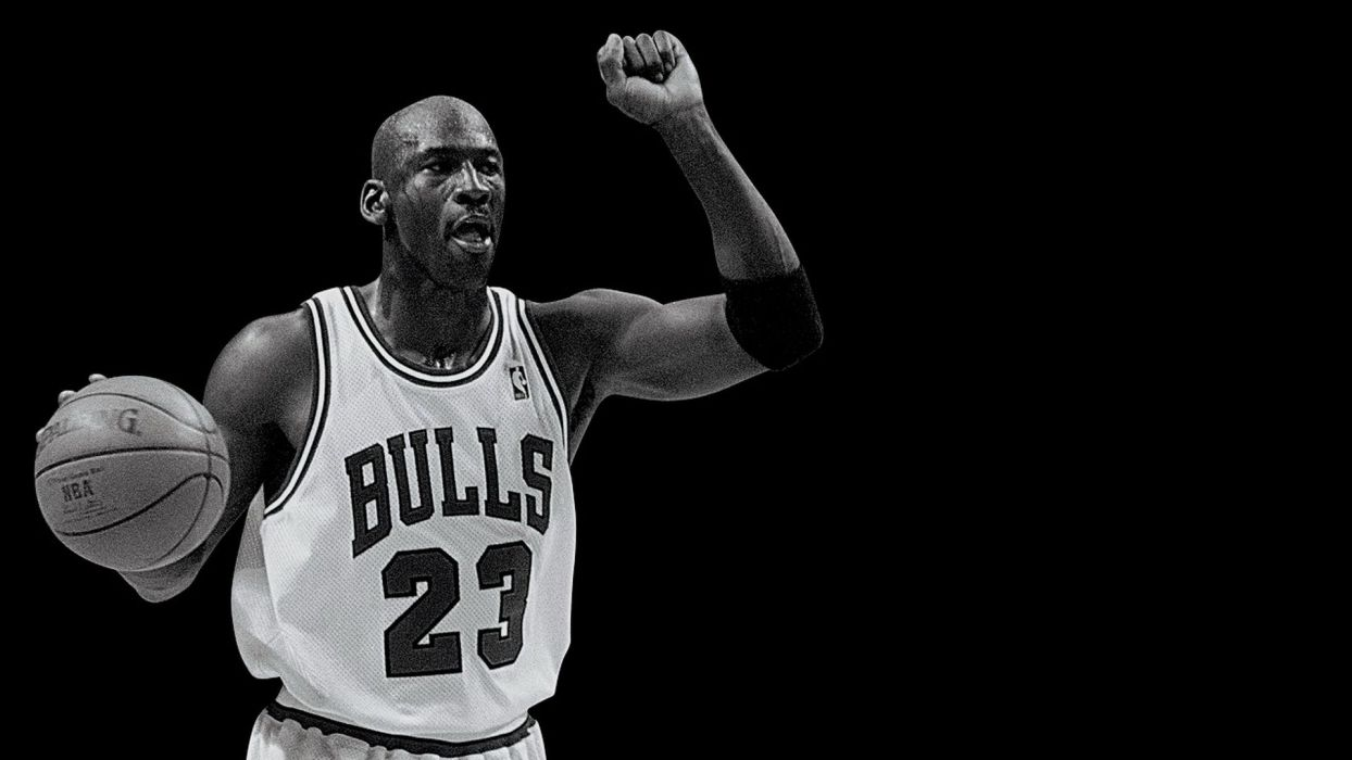 Buy Online 2955e A4158 Black And White Red Michael Jordan Selective Coloring Wallpaper