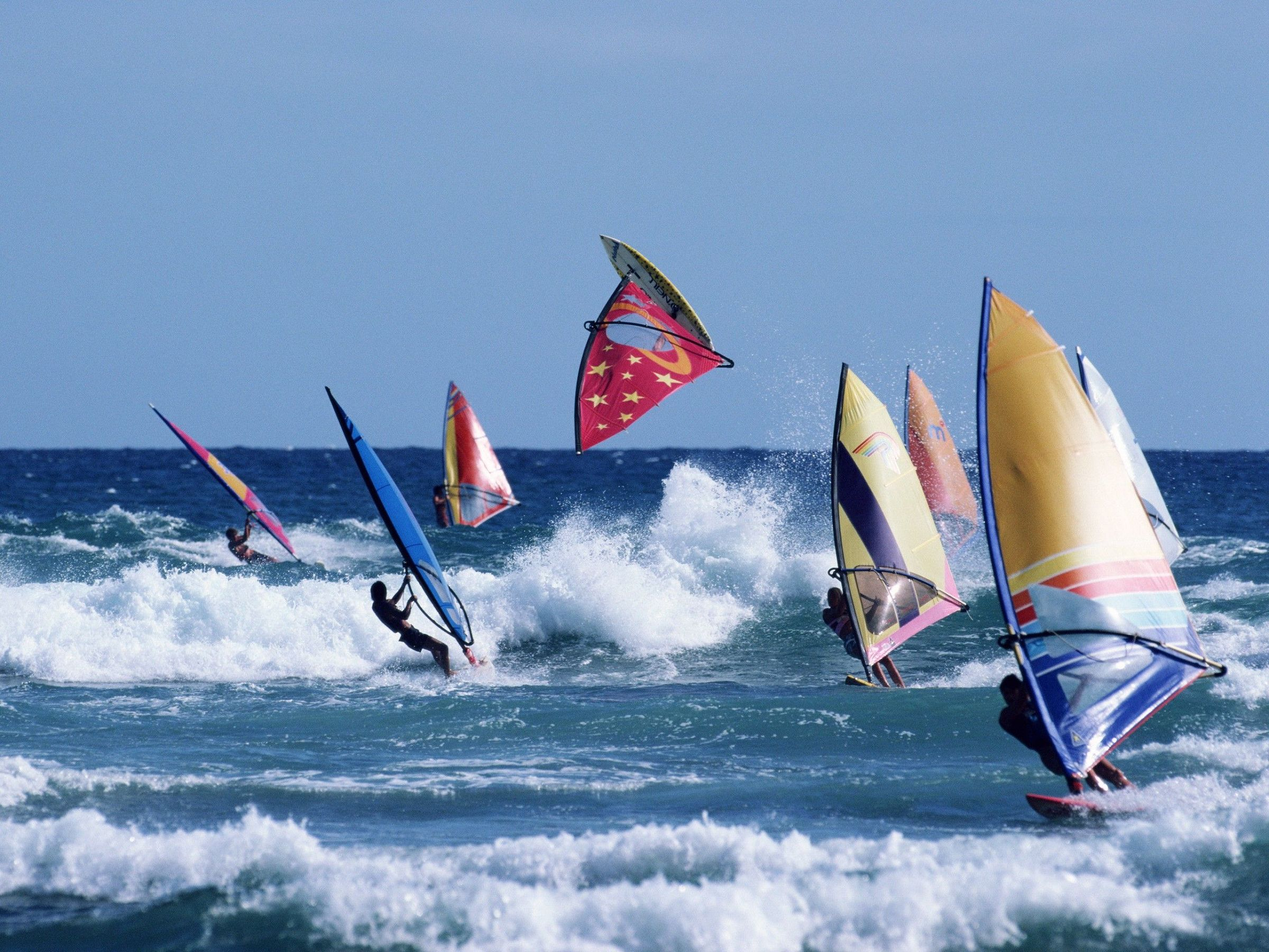 Wind Surf Wallpapers x