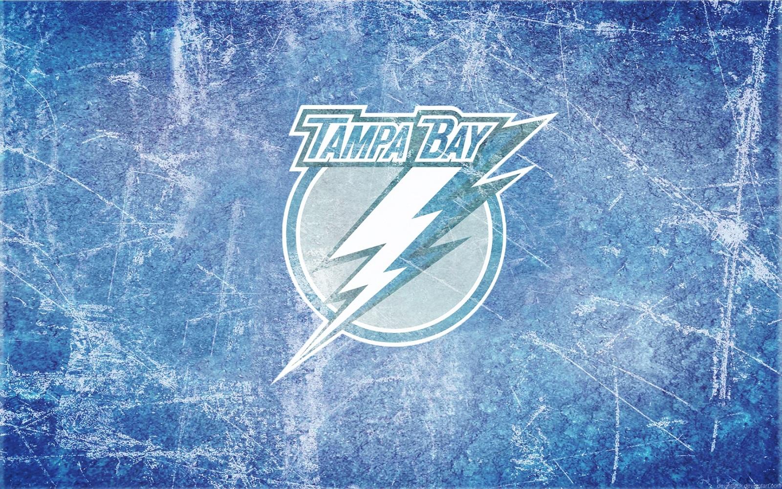 Hockey Tampa Bay Lightning Wallpaper 1600x1000 128637