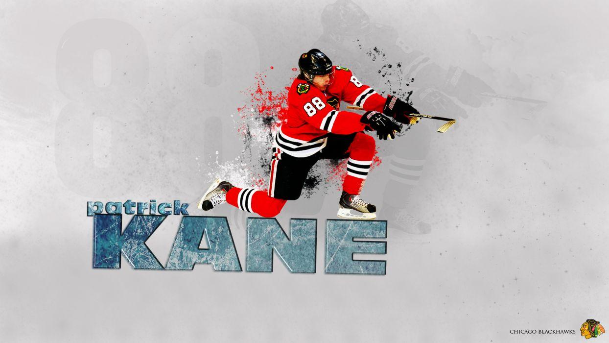 hockey Chicago Blackhawks Patrick Kane wallpaper
