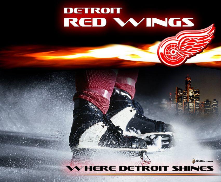 hockey Detroit Red Wings     j wallpaper