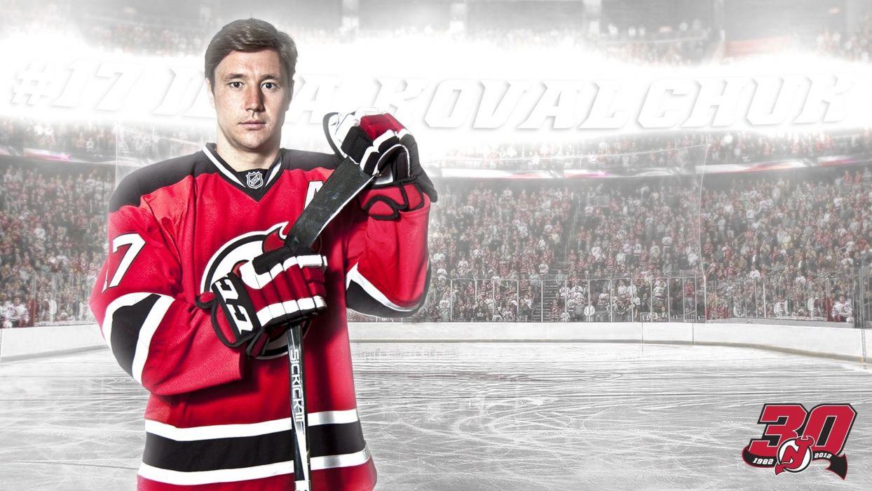 Hockey Nhl New Jersey Devils Ilya Kovalchuk G Wallpaper