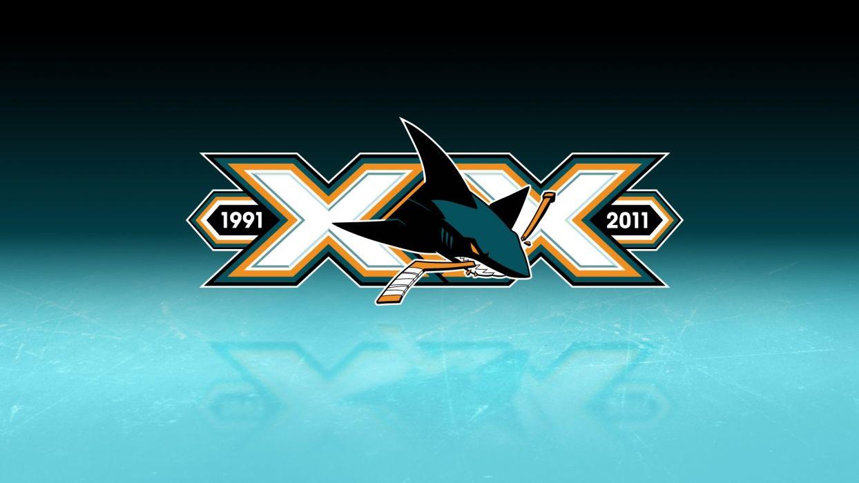 hockey nhl sharks san jose wallpaper