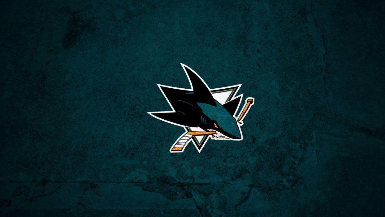 hockey nhl san jose sharks wallpaper
