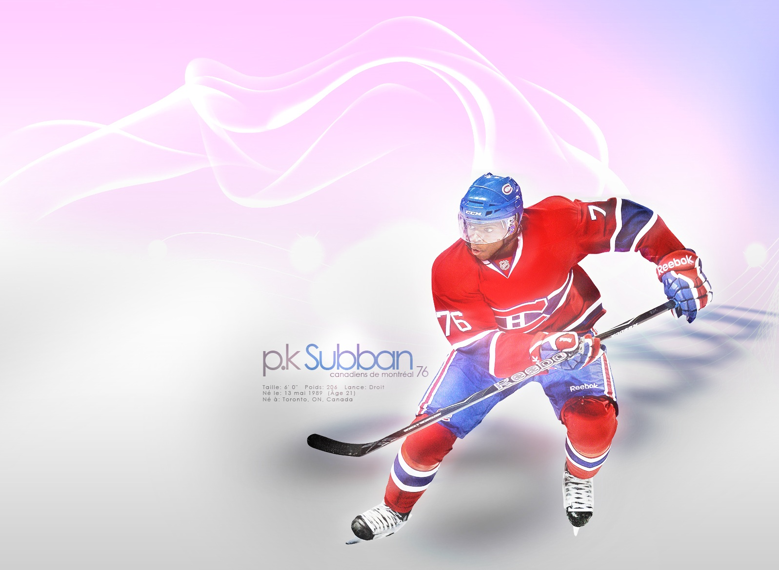 Carey price wallpapers montreal habs montreal hockey 9 html code - Hockey P_k_ Subban Montreal Canadiens Wallpaper