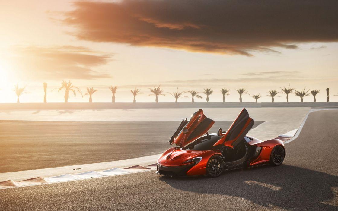 2013 McLaren P1 supercar supercars p-1    gh wallpaper