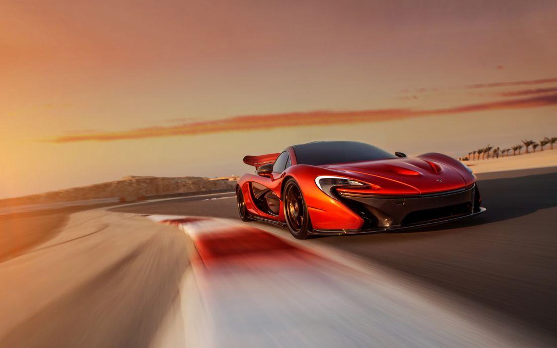 2013 McLaren P1 supercar supercars p-1   g wallpaper