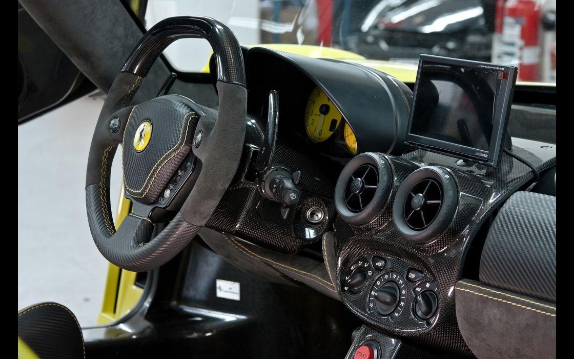 2012 Edo Competition Ferrari Enzo Zxx Supercar Supercars Tuning