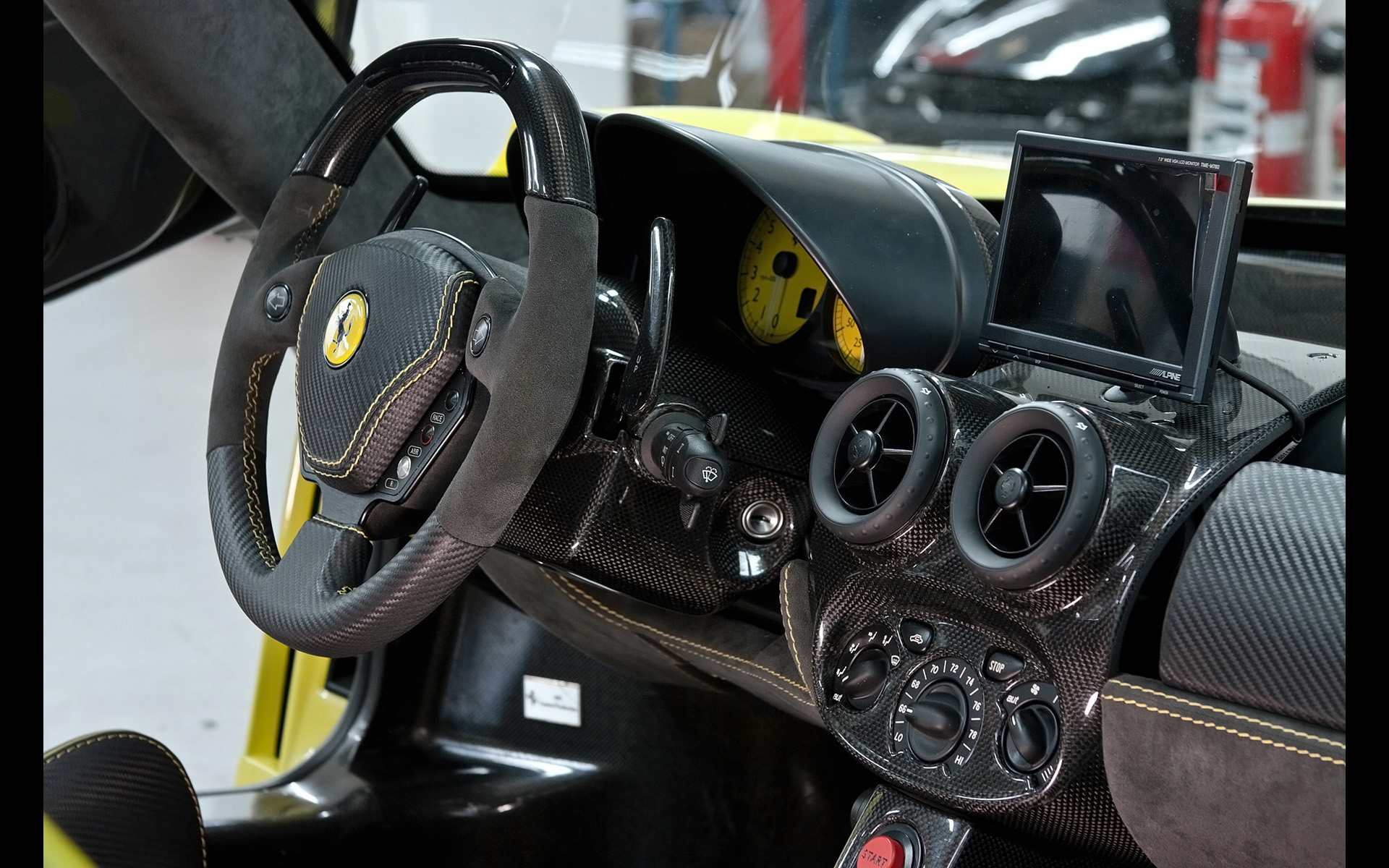 2012 Edo Competition Ferrari Enzo Zxx Supercar Supercars