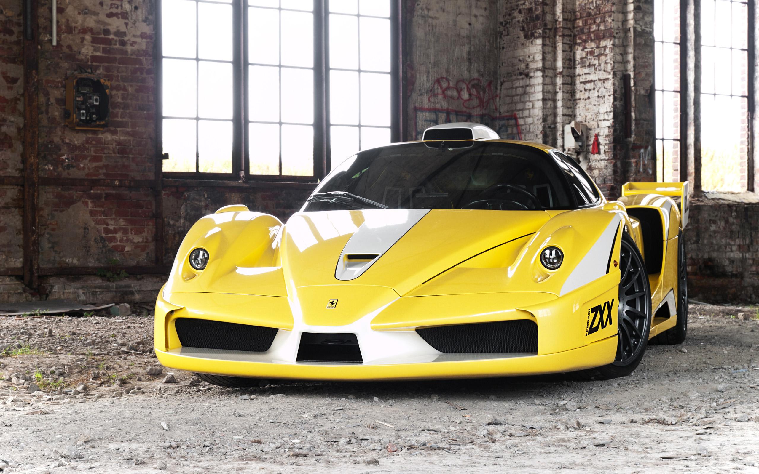 2012 Edo Competition Ferrari Enzo Zxx Supercar Supercars Tuning H Wallpaper 2560x1600 129078 Wallpaperup