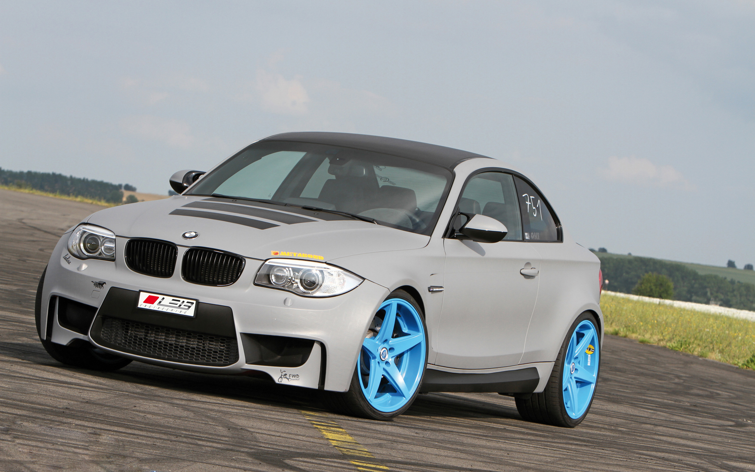 2013 leib engineering bmw 1er m coupe tuning wallpaper. Black Bedroom Furniture Sets. Home Design Ideas