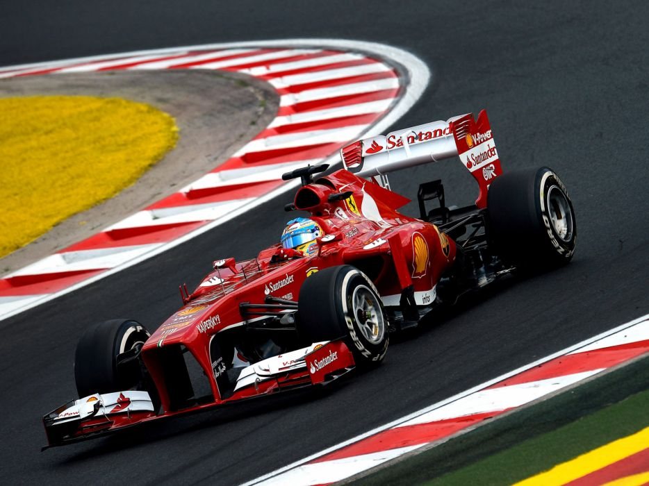 2013 Ferrari F138 Scuderia formula one f-1 race racing     g wallpaper