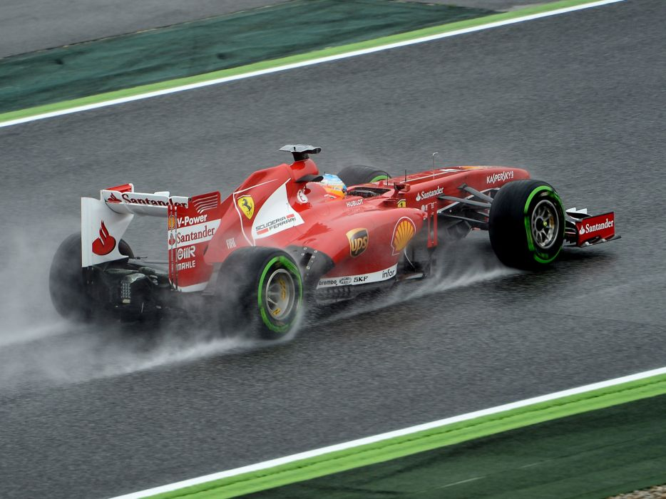 2013 Ferrari F138 Scuderia formula one f-1 race racing    g wallpaper