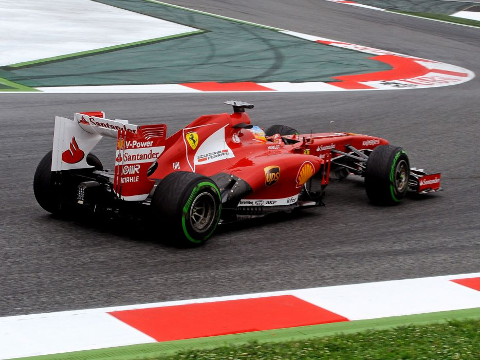 2013 Ferrari F138 Scuderia formula one f-1 race racing    b wallpaper