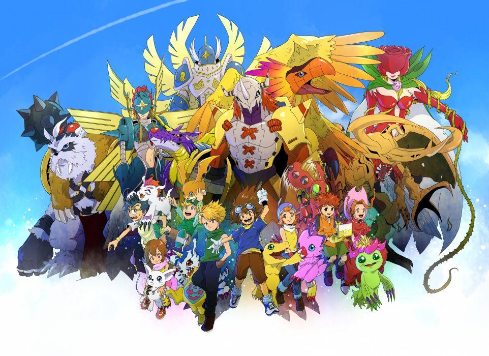 Digimon g wallpaper