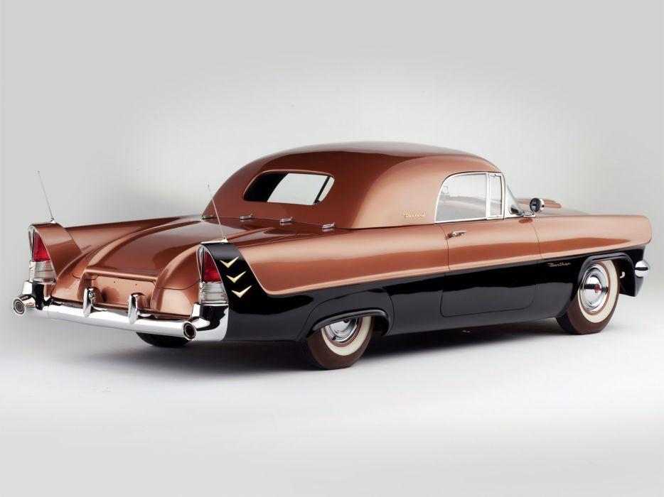 1952 Packard Panther Daytona Roadster Concept retro   f wallpaper