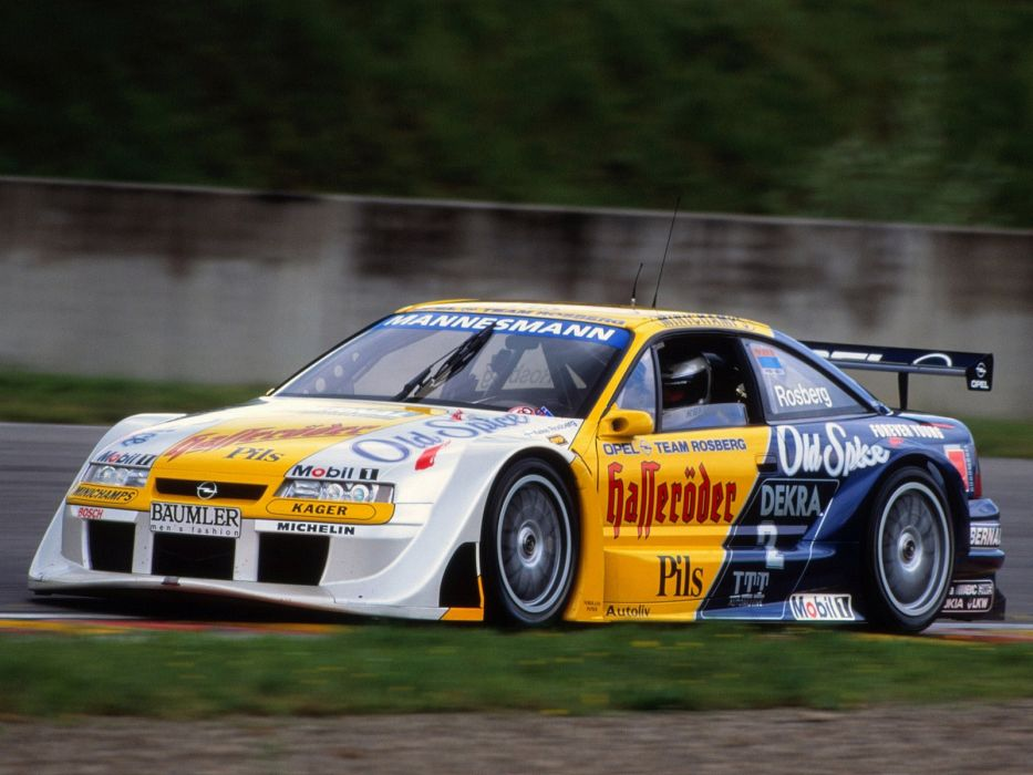 1994 Opel Calibra V6 DTM race racing v-6 wallpaper