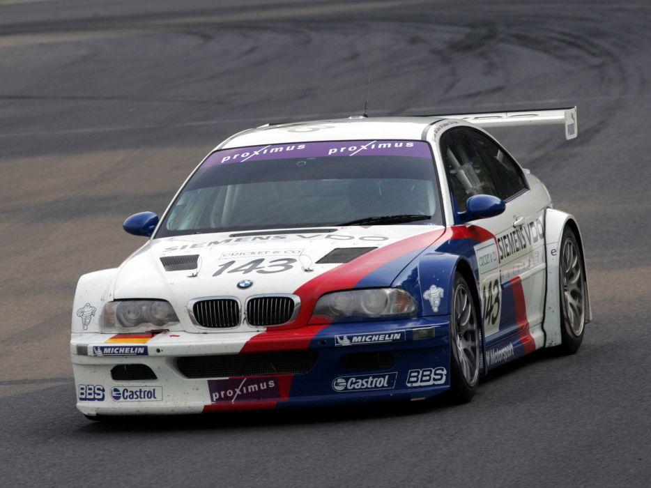2001 Bmw M3 Gtr E46 Race Racing M 3 F Wallpaper 2048x1536 129507